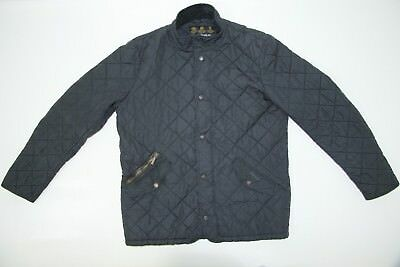Barbour Men's CHELSEA SPORTSQUILT Quilted Padded Detailed Urban Casual sz M