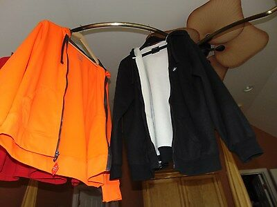 Lot of 2 Mens Hoodies [Champion and Polo Club]