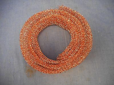 1936 1948 Chevrolet Chevy New Copper Dry Air Filter Cleaner Element