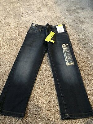 Lee Active Stretch Straight Leg Slim Fit jeans Size 5