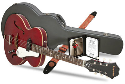 Epiphone Ltd Ed James Bay Cent. Outfit - Cherry
