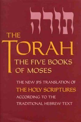 The Torah, Pocket Edition The Five Books of Moses, the New Tran... 9780827606807