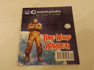 Commando War Comic Number 2604,1992 Issue,v Good For Age,25 Years Old,very Rare.