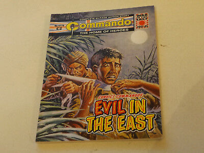 Commando War Comic Number 4779!,2015 Issue,v Good For Age,03 Years Old,very Rare