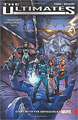 Ultimates: Omniversal Vol. 1 (The Ultimates: Omniversal), Ewing, Excellent Book