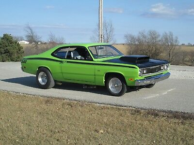 1970 Plymouth Duster 440 1970 Plymouth Duster 440 Big Block, Very Nicely Redone! No Reserve!