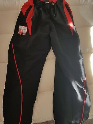 Canterbury size 10 rugby long training pants. Southern Districts