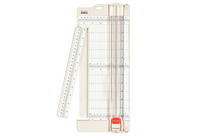 "Bira Craft paper trimmer and scorer with swing-out arm, 4.5""X12"""