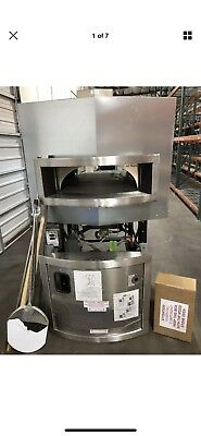 woodstone pizza oven mt series 5 new never used