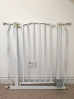 Baby Safety Gate First Years White - Fits Opening 74-85cm