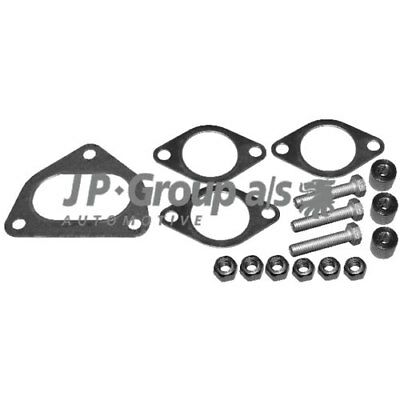 Assembly Kit, Heat Exchanger 1621701510