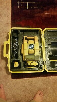 """Topcon GTS-820A Series GTS-825A 5"""" Robotic Total Station"""