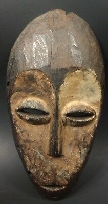 Antique African Lega Mask - Congo - Early to Mid 20th Century