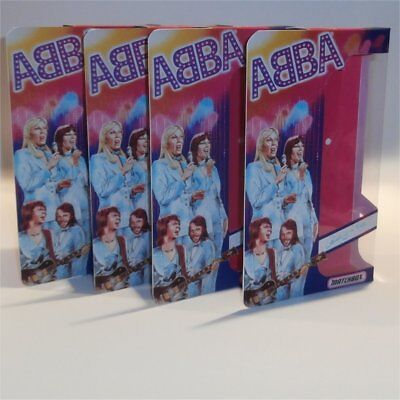 Matchbox ABBA Doll Reproduction Box Set of 4 Anna Frida Benny Bjorn