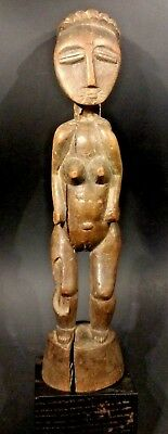 Antique African Lega Figure - Congo - Early to Mid 20th Century