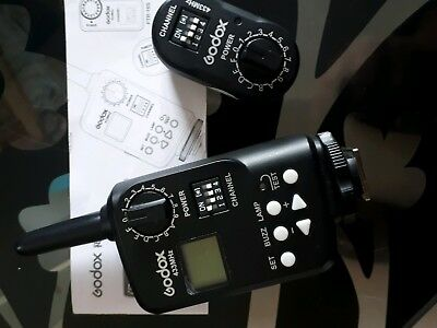 godox ft16 wireless transmitter and trigger