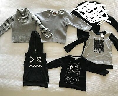 Boys Size 1 And 2 Winter Items