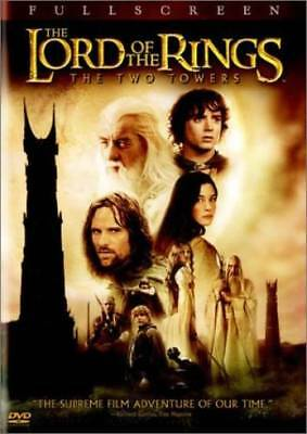 The Lord Of the Rings: The Two Towers (Full Screen Edition)