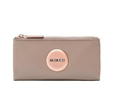 Mimco Fold Wallet.  **REGISTERED PRIOTY POST**