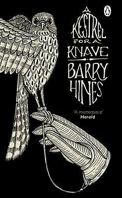Kestrel for a Knave by Barry Hines (English) Paperback Book Free Shipping!