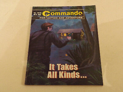 Commando War Comic Number 3879!,2006 Issue,v Good For Age,11 Years Old,very Rare
