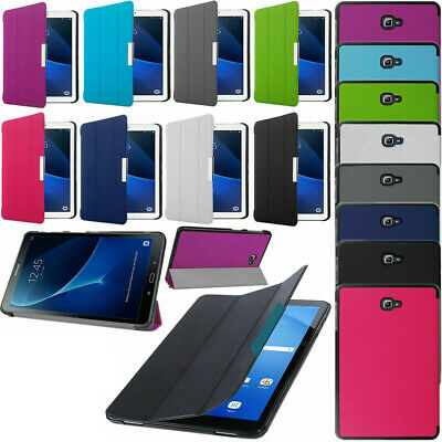 Smart-Leather-Magnetic-Stand-Case- For Samsung Galaxy Tab A6 10.1 inch T580-T585