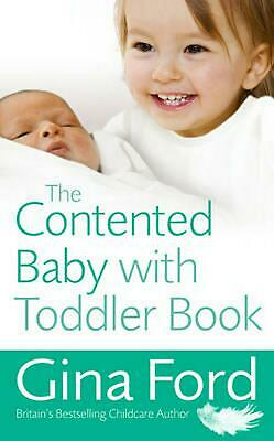 The Contented Baby with Toddler Book by Gina Ford (English) Paperback Book Free