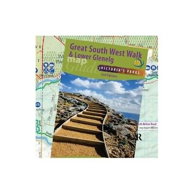 Great South West Walk and Lower Glenelg Map
