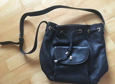 Authentic leather Paloma Picasso  bag in good  vintage condition