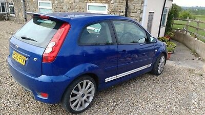 2006 Ford Fiesta ST no reserve