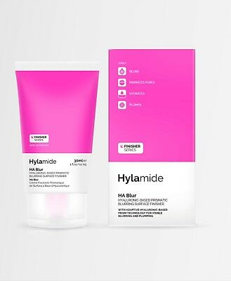 NEW Hylamide HA Blur Blurring Surface Finisher 30ml ⭐️100% Rated EBay Seller ⭐️