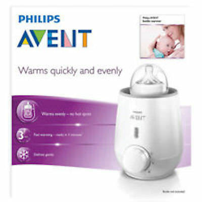 Avent Express Bottle and Food Warmer 240V FREE POSTAGE GREAT PRICE