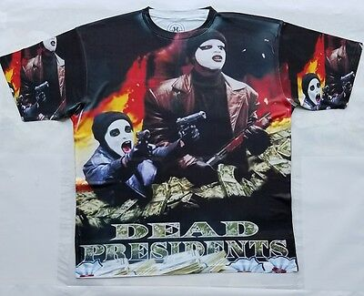 37d095bd797938 Custom Dead Presidents Sublimated Shirt laney bred carmine Toro galaxy