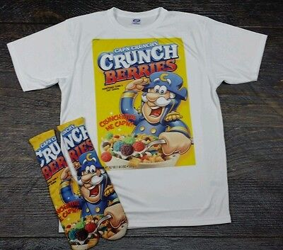 7c2b39aaf59e1c Custom Cap N  Crunch Sublimated Shirt   Sock set laney bred carmine Toro