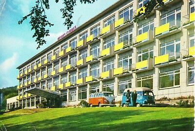 Spa       Les Heures Claires    Annexe  Astrid   Carte Postale    1962
