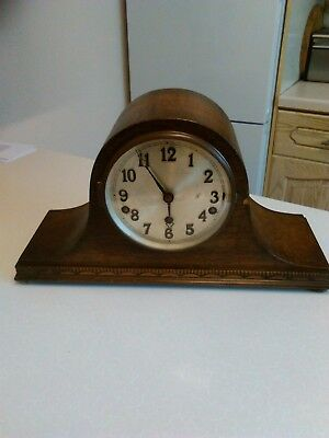 Napoleon Hat Clock - Westminster Chimes with Key - Working (695)