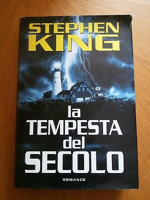 stephen king la tempesta del secolo 2000