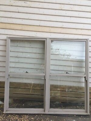 Large Double Hung Windows X 2