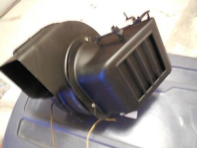 1955 Chevy Deluxe Heater Fan Blower Assembly