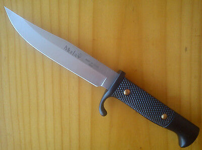 "Knife, Made In Spain..  ""muela""  Outdoor, Black Abs -120. Black !    #sicknife!!"
