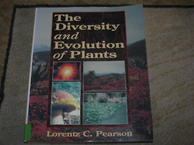 The Diversity and Evolution of Plants  Buch von Pearson, Lorentz C. (Taschenbuch