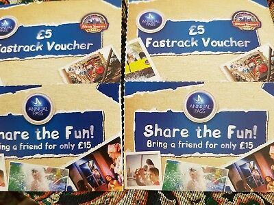 Alton tower share the fun voucher