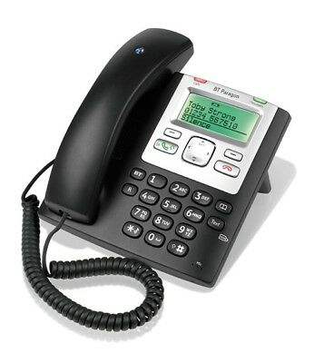 BT Paragon 510 Desk phone with hands free - inc power lead and phone lead.