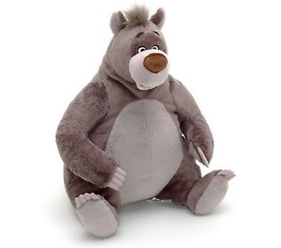 Baloo Medium Soft Toy The Jungle Book Disney Store