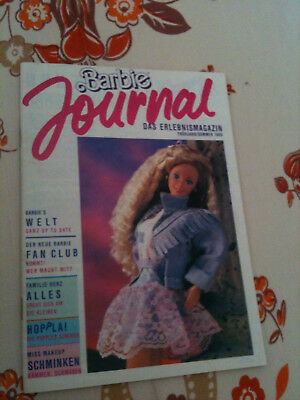 barbie journal  Frühjahr / Sommer 1989