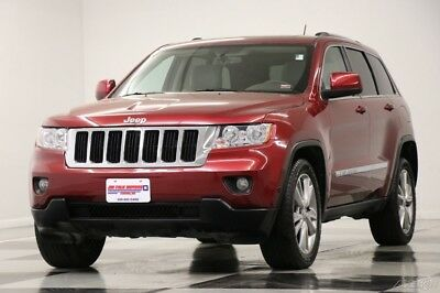 Jeep Grand Cherokee Laredo 4WD  Heated Leather Sunroof  Navigation  Ca 2013 Laredo 4WD  Heated Leather Sunroof  Navigation  Ca Used 3.6L V6 24V 4WD SUV