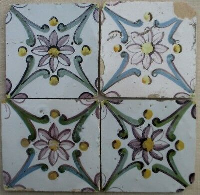 Azulejo, Fliese, Tiles, Tegels, carreaux ancien,