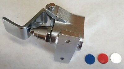 Encore (Chg) Chrome Foot Pedal Valve For Use With Faucets, Kl25-2000 Floor Mount