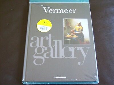 DeAgostini Art Gallery Artists Book Collection # 11 Vermeer & Chagall