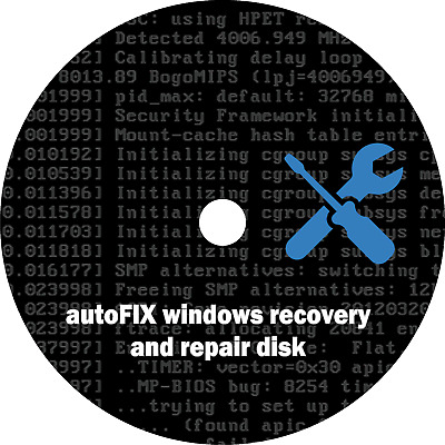 startup repair disc windows 10